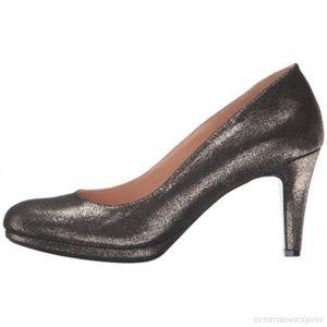 Naturalizer Black Gold Michelle Comfort Heels